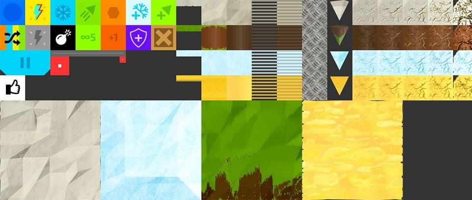 Графика и музыка игры Escbox Сайт Артура Нецветаева — сайты, приложения, прототипы и оформление интерфейсов 03