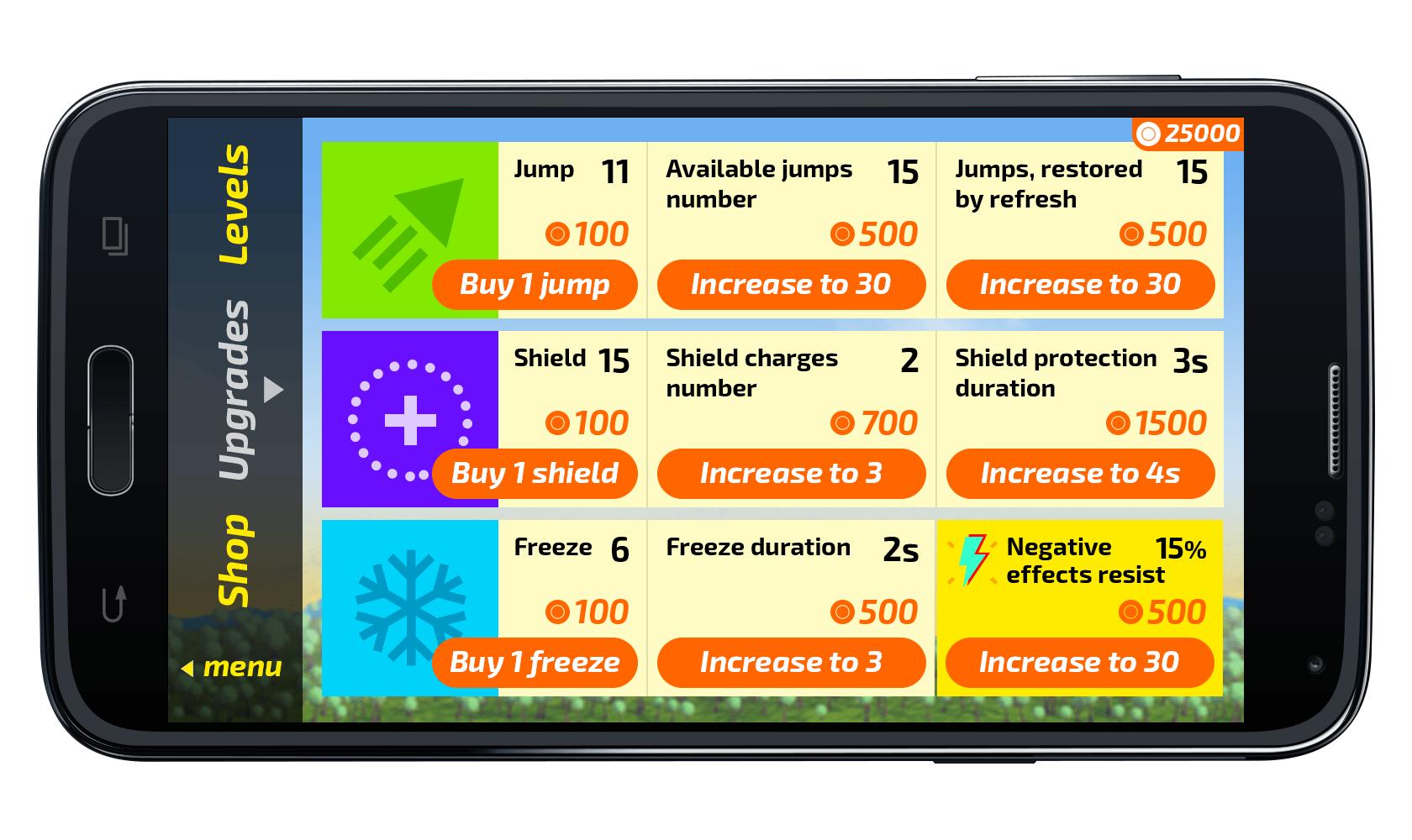 Графика и музыка игры Escbox Сайт Артура Нецветаева — сайты, приложения, прототипы и оформление интерфейсов 07