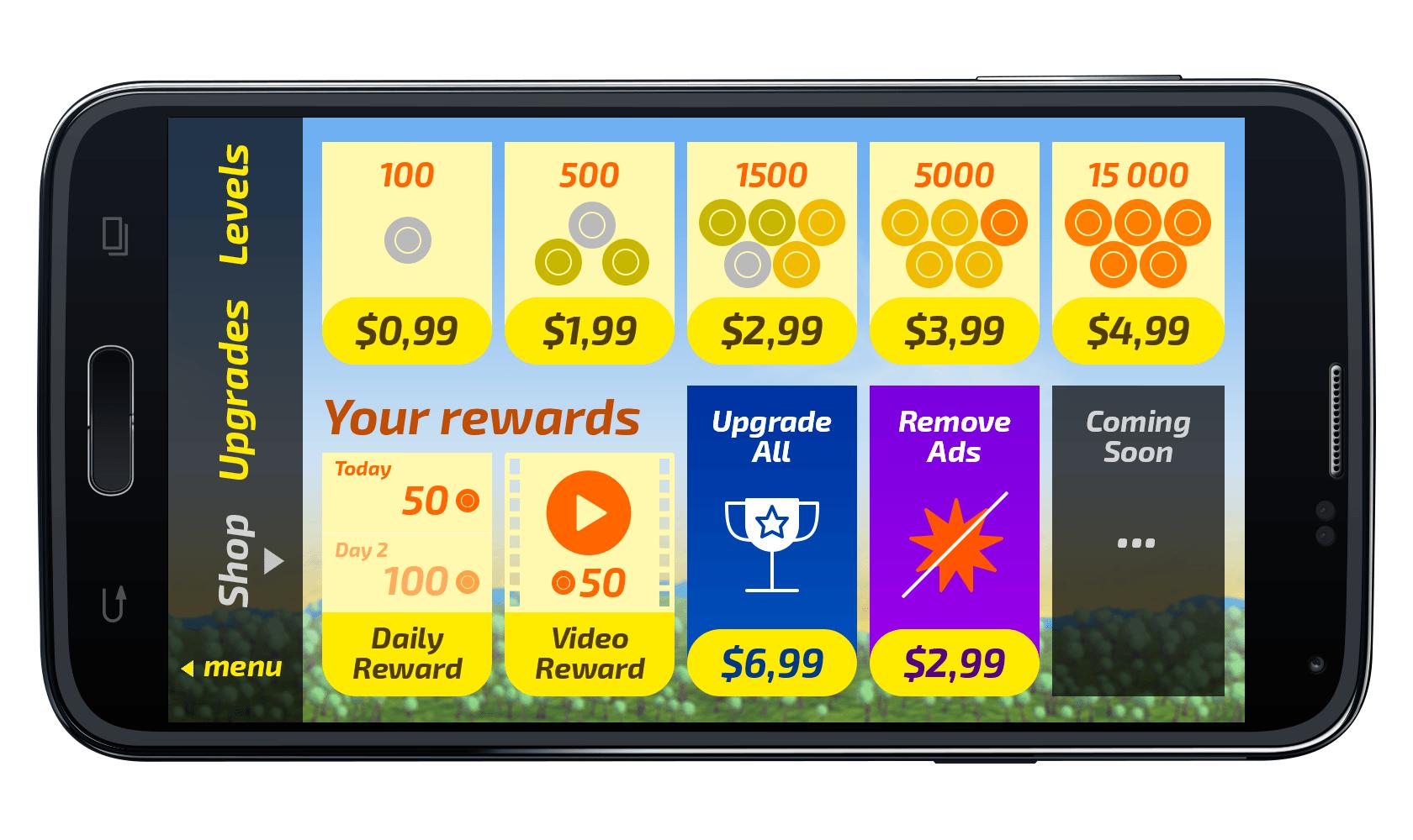 Графика и музыка игры Escbox Сайт Артура Нецветаева — сайты, приложения, прототипы и оформление интерфейсов 08