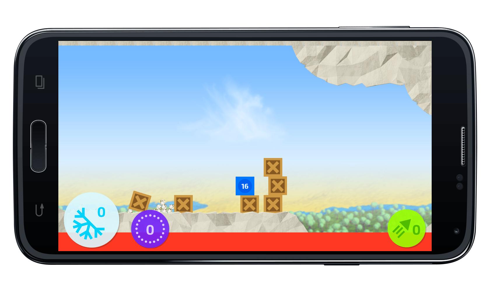 Графика и музыка игры Escbox Сайт Артура Нецветаева — сайты, приложения, прототипы и оформление интерфейсов 11