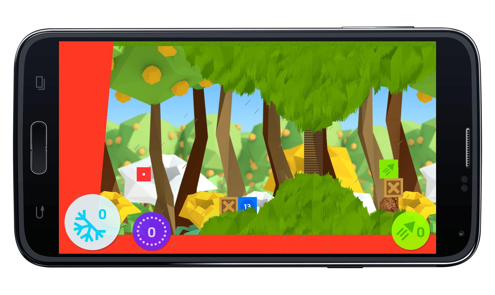 Графика и музыка игры Escbox Сайт Артура Нецветаева — сайты, приложения, прототипы и оформление интерфейсов 12