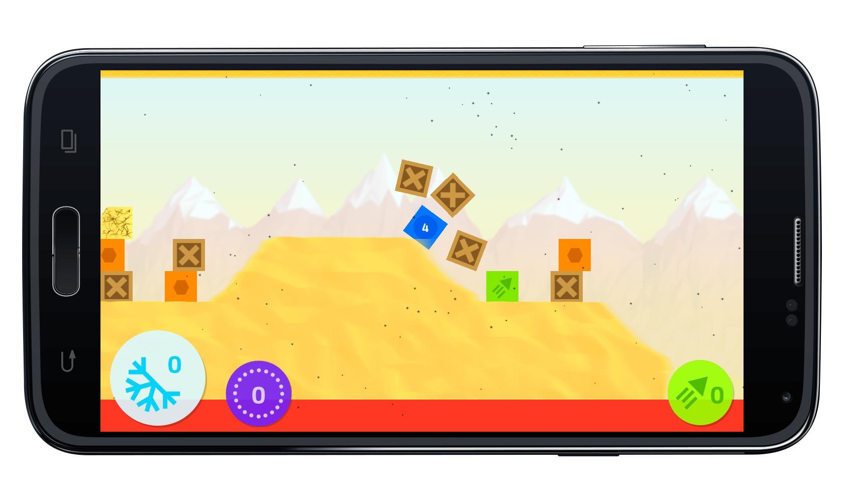 Графика и музыка игры Escbox Сайт Артура Нецветаева — сайты, приложения, прототипы и оформление интерфейсов 14