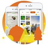Социальное приложение Yirrkala Сайт Артура Нецветаева — сайты, приложения, прототипы и оформление интерфейсов yirr square preview 1
