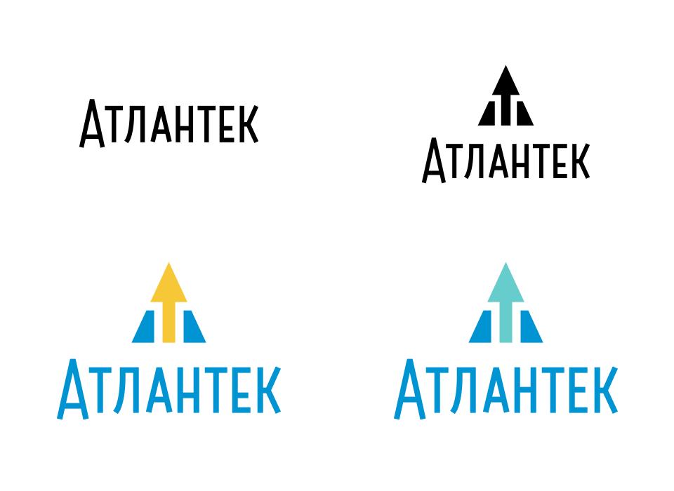 Логотип «Атлантека» Сайт Артура Нецветаева — сайты, приложения, прототипы и оформление интерфейсов logo