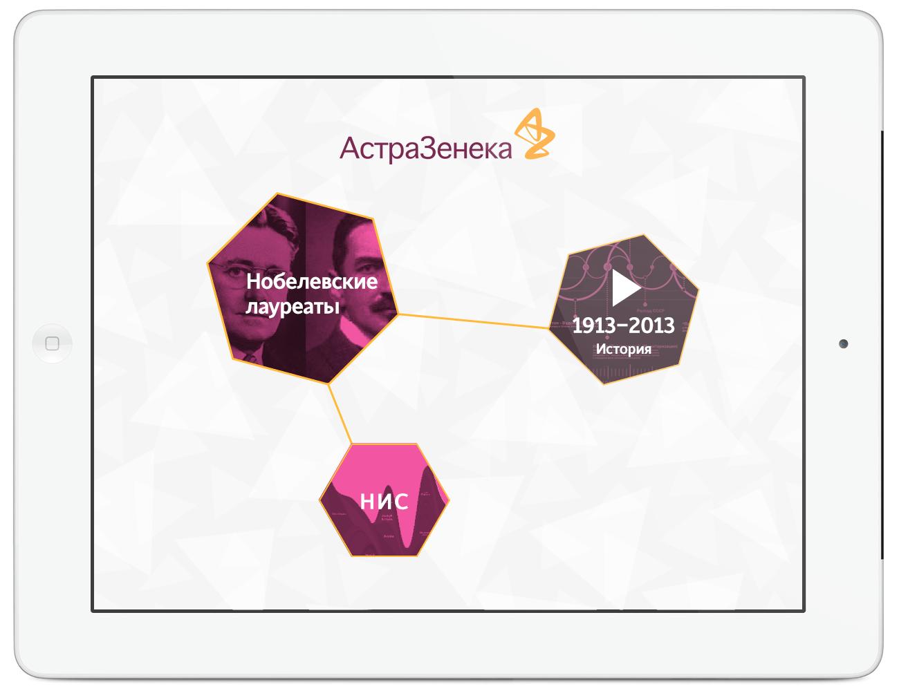 Приложение «АстраЗенека» Сайт Артура Нецветаева — сайты, приложения, прототипы и оформление интерфейсов main